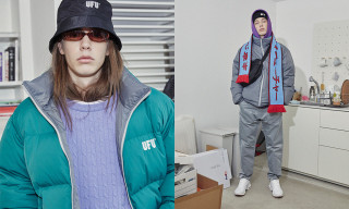 Used Future Drop Normcore Winter Staples for FW18