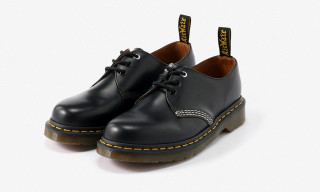 Yohji Yamamoto Partners With Dr. Martens on the Work-Smart 1461 Shoe