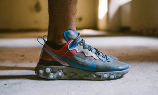 Here's What the UNDERCOVER Nike React Element 87s are Reselling For