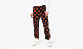 Browns' Current Selection of Luxury Track Pants are Cozy Fall Essentials