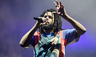 J. Cole Tears Up During Emotional Tribute to Mac Miller