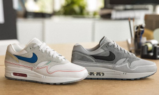 "Nike Celebrates Paris' Centre Pompidou With Air Max 1 ""By Day/By Night"" Pack"