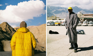 A Kind of Guise Heads to Mt. Everest for Stunning FW18 Editorial