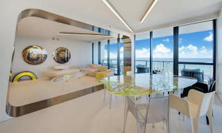 Zaha Hadid's Luxe Miami Beach Condo Sells for $5.75 Million