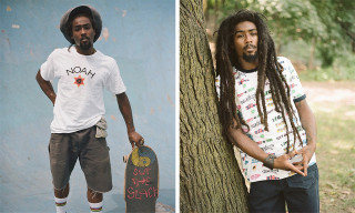 NOAH Teams With Bob Marley's Tuff Gong for an Exclusive Capsule