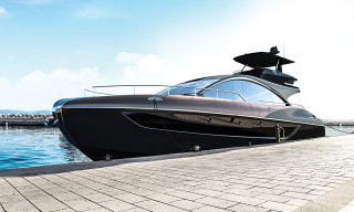 Lexus Reveals First-Ever LY 650 Luxury Yacht