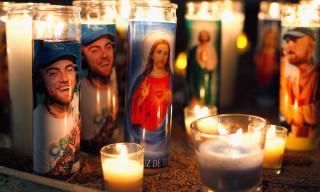 Thousands of Fans Gather for Mac Miller Vigil