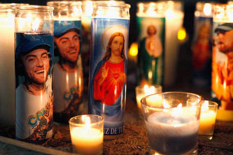 Mac Miller Reportedly Dead For Hours Before Body Was Found