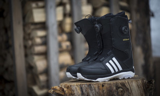 adidas' FW18 Snowboard Boots Take Cues From Classic Sneaker Silhouettes