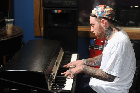 Fans Remember Mac Miller With Vigil At One Of His Childhood Hangouts