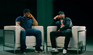 Eminem Speaks on Joe Budden & Machine Gun Kelly in New Interview With Sway