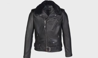 Schott NYC Debuts Exclusive 90th Anniversary Perfecto Jacket