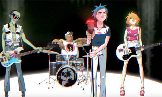 "Gorillaz Drop Psychedelic New Video for ""Tranz"""