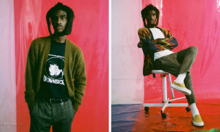 "Brownstone Debuts Japanese & Italian-Infused ""A_New Warning"" Collection"