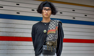 Peep the End-Of-The-Summer Street Style From Seoul