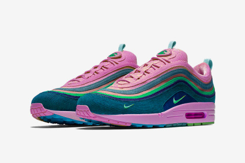 promo code 262b7 d6450 ... low price counterfeiters turned this sean wotherspoon air max 1 97  mockup into reality 56309 9f621