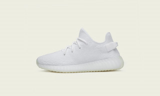 "Be the First to Know About All Things adidas YEEZY Boost 350 V2 ""Triple White"""
