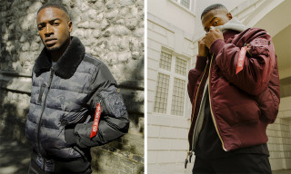 Alpha Industries Debuts MA-1 Puffer Jackets