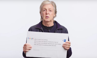Paul McCartney Answers the Most-Searched Questions About Himself