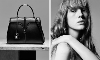 "Hedi Slimane Reveals the Celine ""16"" Handbag"