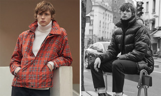 Sandro Homme & Helly Hansen Debut Urban-Inspired Fall Collection