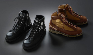 mastermind Japan Drops Two Hefty Danner Boots For Winter