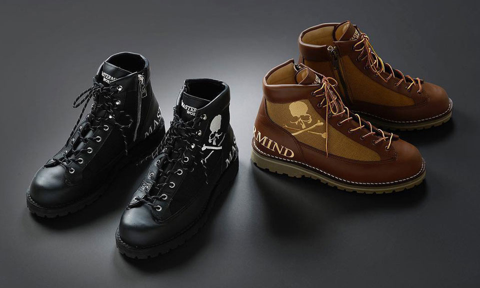 Mastermind Japan Drops Hefty Danner Boots For Winter