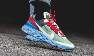 Here's How People Are Rocking UNDERCOVER's Colorful Nike React Element 87