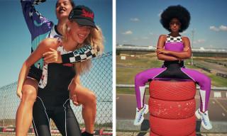 Fantabody x IUTER Embrace Motocross in Fierce New Womenswear Capsule