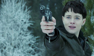 Claire Foy Is Killing It in New 'Girl in the Spider's Web' Trailer