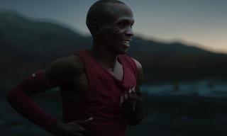Eliud Kipchoge Smashes World Marathon Record in Nike's Zoom Vaporfly 4%