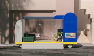 IKEA's SPACE10 Imagines the Future of Autonomous Vehicles