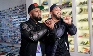 Desus & Mero Talk YEEZYs & Sneaker Stereotypes on 'Sneaker Shopping'