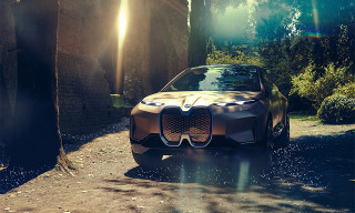 BMW Introduces Their Self-Driving Electric Car, the iNEXT