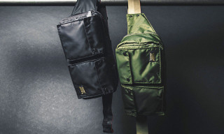 maharishi Debuts Military-Inspired Flight Nylon Travel Bags