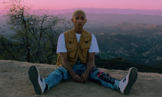 "Jaden Smith Shares a Minimal Video for ""The Passion"""