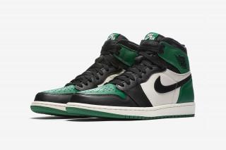 "The Nike Air Jordan I Receives the ""Pine Green"" Treatment"
