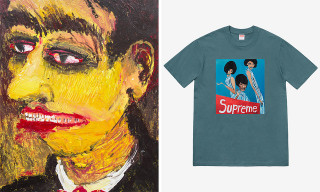 Here's Everything You Need to Know About Supreme Collaborator Tabboo!