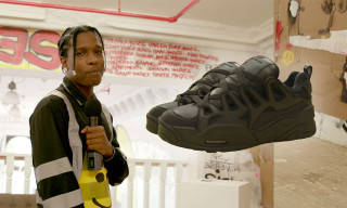 A$AP Rocky on What You Need to Know About His Hyped Under Armour Collab