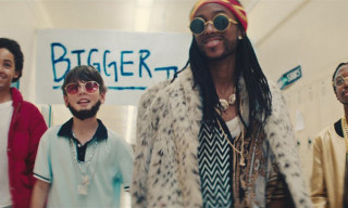 "2 Chainz, Drake, & Quavo's Child Doppelgangers Star in ""Bigger Than You"" Video"