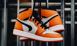 "This Factory-Flawed ""Reverse Shattered Backboard"" Jordan 1 Costs $146,000"