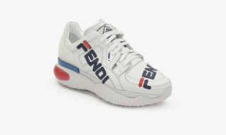 "Fendi Launches Its FILA-Inspired ""Fendi Mania"" Capsule"