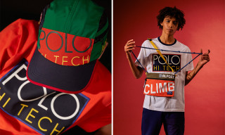 "Ralph Lauren's Iconic '90s ""Polo Hi Tech"" Collection Is Back & You Can Shop It Here"