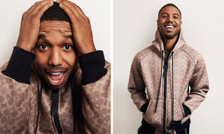Michael B. Jordan Is the Face of Coach Menswear