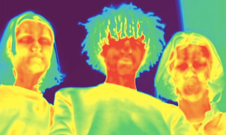 "BROCKHAMPTON Share Trippy Thermal Video for ""J'OUVERT"""