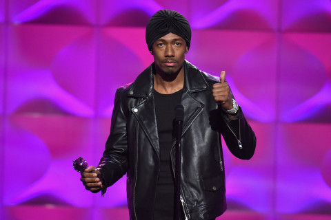 Nick Cannon reacts to Kanye West's warning over Kim Kardashian