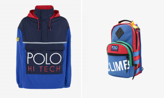 "Cop Our Favorite Pieces from Ralph Lauren's Reissued ""Polo Hi Tech"" Collection"