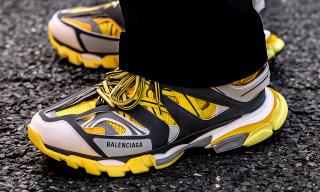 The Best Sneaker Street Style at London Fashion Week SS19