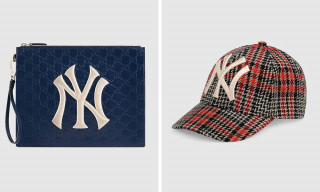 Where to Shop the Latest Pieces from Gucci's NY Yankees Collection