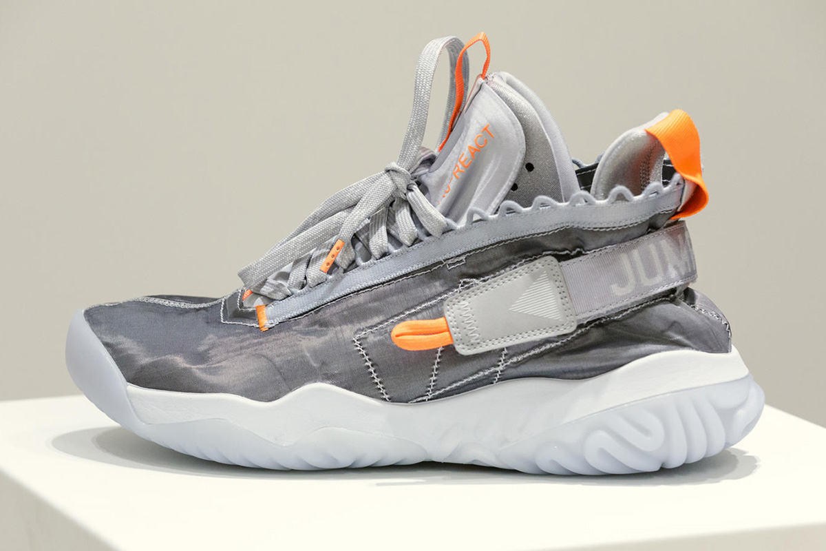 67781362e8be5 Here s Your First Look at the Super Futuristic Jordan Proto React ...